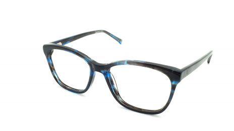 Gafas graduadas de mujer negras y azul