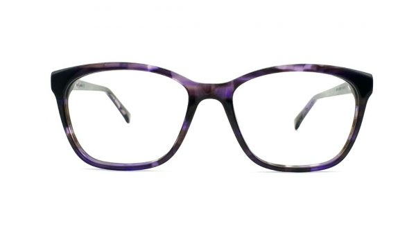 gafas femeninas graduadas moradas