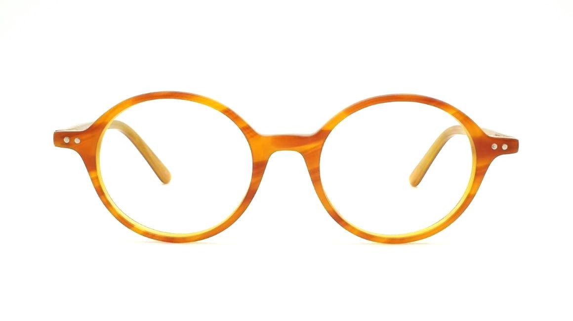 Gafas redondas pasta miel  e0ecc9557a5e