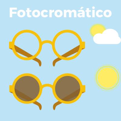 Fotocromático +60€