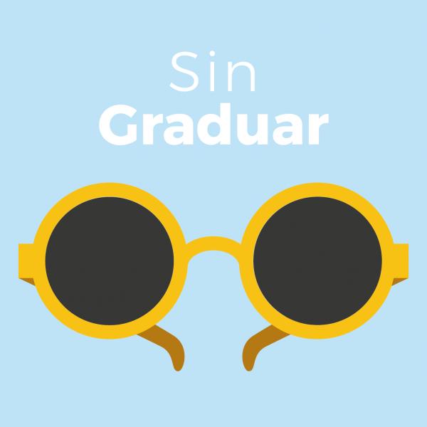 Gafa de sol sin graduar