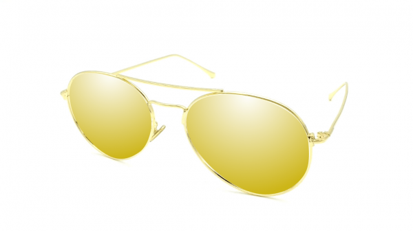Ventura Gold - Gold Mirror