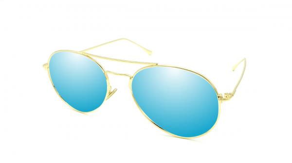 Ventura Gold - Blue Mirror