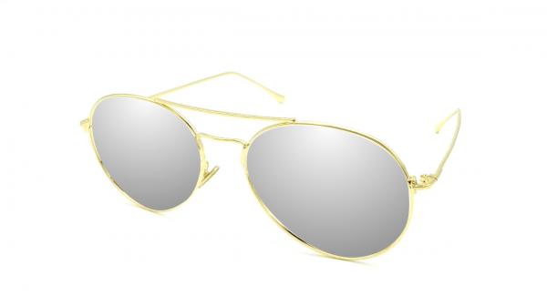 Ventura Gold - Silver Mirror