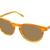 GAFAS DE SOL RETRO CRISTAL MARRON PAUL