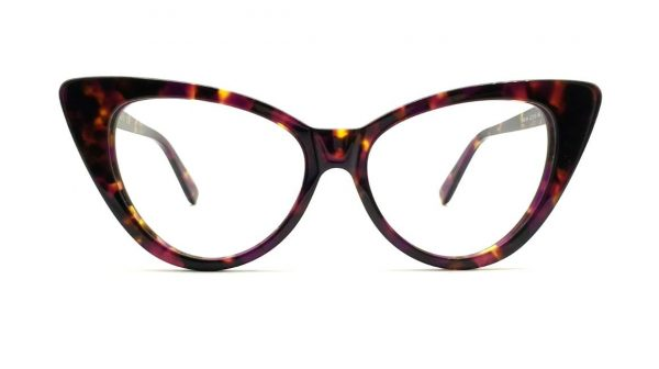 Gafas graduadas Cat eye carey