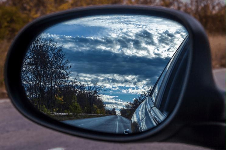 conducir mala vision