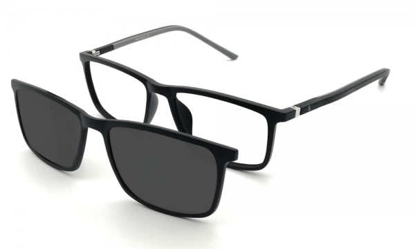 GAFAS CLIP-ON PELAYO BLACK