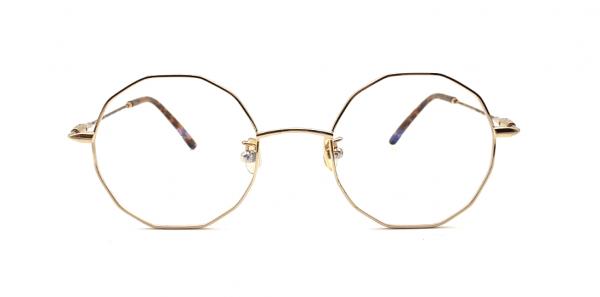 Gafas Octogonales